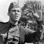 Баллада о солдате, 1959 год