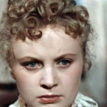 Анна на шее 1954 год