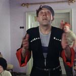 Кавказская пленница, или Новые приключения Шурика, 1966 год