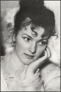 Актриса Юлия Борисова