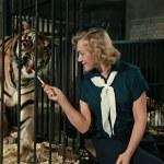 Укротительница тигров, 1954 год