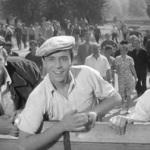 Рабочий посёлок, 1962 год