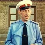 Актер и режиссер Владимир Басов