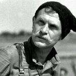 Актёр и режиссёр Борис Бабочкин