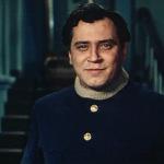 Актёр Игорь Горбачёв