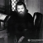 Актёр и режиссёр Сергей Бондарчук