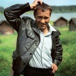 Актёр и режиссёр Василий Шукшин