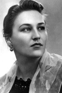 Актриса Нонна Мордюкова