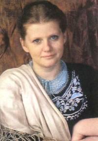 Актриса Ирина Муравьёва