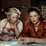 Большая семья, 1954 год