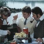 Трое в лодке, не считая собаки, 1979 год
