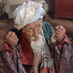 Старик Хоттабыч, 1956 год