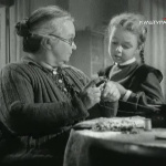 Первоклассница, 1948 год