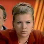 Актриса Галина Польских