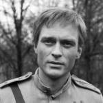 Актёр Борис Щербаков