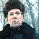 Актёр Георгий Жжёнов