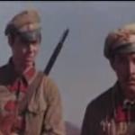 Погоня в степи, 1979 год