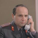 Сержант милиции, 1974 год