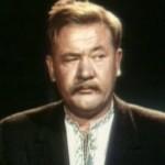 Актёр Борис Андреев