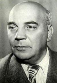 Актёр Алексей Грибов