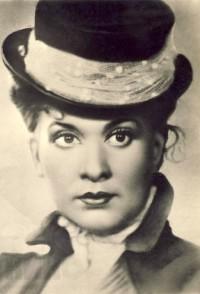 Актриса Нина Алисова