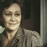 Актриса Лариса Лужина