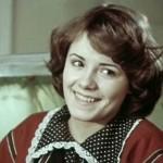 Актриса Елена Цыплакова