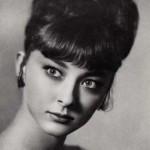 Актриса Анастасия Вертинская