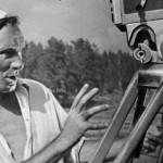 Актёр и режиссёр Всеволод Пудовкин