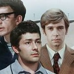 Жили три холостяка, 1973 год