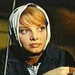 Актриса Наталья Кустинская