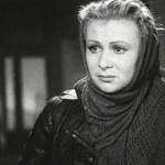 Актриса Валентина Серова