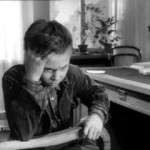 Судьба барабанщика, 1955 год