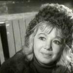 Актриса Людмила Шагалова