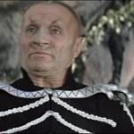 Актёр Георгий Милляр