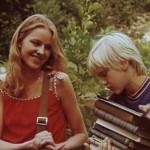 Лето в веснушках, 1988 год