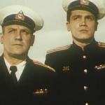 Командир корабля, 1954 год